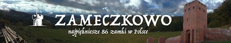 Blog o podróżach samochodem - osiemdziesiąt sześć najpiękniejszych zamków w Polsce